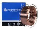 Проволока сварочная омедненная MAGMAWELD MG-2 д.0,8мм на 15 кг, фото 1