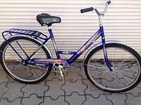 Велосипед городской дорожный женский Спутник Элегант Украина 26 (2017) new