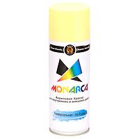 Краска аэрозольная Monarca RAL1015 Светлая Слоновая Кость 520 мл