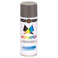 Краска аэрозольная Monarca RAL9006 Белый Алюминий 520 мл, фото 1