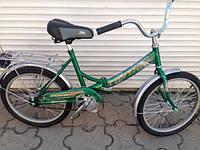 Городской складной велосипед Спутник 20 (Украина) Харьков, фото 1