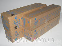 Тонер Konica Minolta TN-612 Cyan (A0VW150) для bizhub PRO С5501 / С6501, фото 1