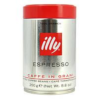 Кофе в зернах illy Espresso Medium 250g Италия