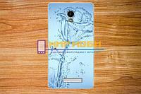 Чехол-бампер TPU силиконовый Prestigio MultiPhone PSP 3504 DUO Muze C3 рисунок 26