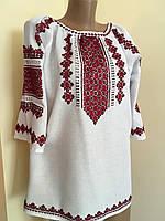 Вишита сорочка жіноча ручної роботи розмір 50 (2ХL) d18826a87a0fd