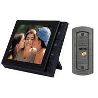 """Видеодомофон Luxury 806 R2, с экраном 8"""" и памятью"""
