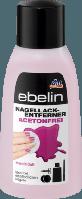 Рідина для зняття лаку з нігтів ebelin Nagellackentferner acetonfrei, 125мл