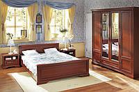 Спальня Stylius Black Red White