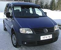 Козырек спойлер лобового стекла солнцезащитный Volkswagen Caddy 2004-2010 г.в. Кади