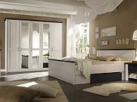Спальня Luca Black Red White, фото 1