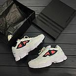Кроссовки Adidas Raf Simons Ozweego 2. Топ качество. Живое фото  (Реплика ААА+), фото 2