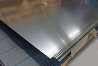 Лист нержавеющий 0,5х1000х2000мм AISI 316 (AISI 316L, AISI 316Ti) 2B матовая поверхность