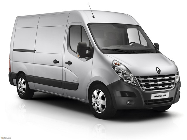 Renault Master 2010+