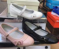 Детские туфли на каблучке для девочек Baobao Supa оптом Размеры 31-36