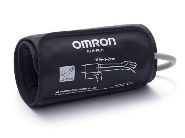 Манжета Intelli Wrap Cuff CW (HEM- FL31-E) OMRON (Япония), фото 2