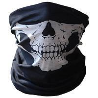 Балаклава с черепом, маска