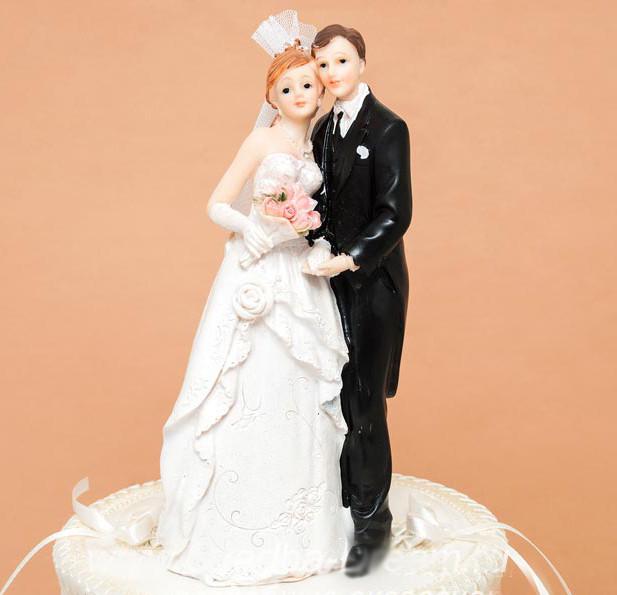 Resultado de imagem para casais heterossexual bonequinhos de casamento