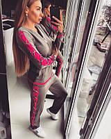 """Костюм Doratti женский стильный вязка хлопок с акрилом """"Плетенка"""" разные цвета Ddor406"""