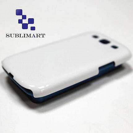 Чехол для 3D сублимационной печати на Samsung S3 глянец, фото 2
