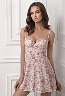 Ночная сорочка от Jasmine lingerie VIRGINIA в розовом цвете