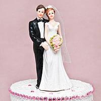 Фигурка на торт Влюбленные, 15 см