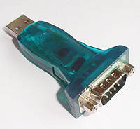 Переходник c USB в COM порт (RS232, DB9)