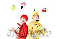 Аниматоры Злые птички (Angry Birds) на детский праздник!