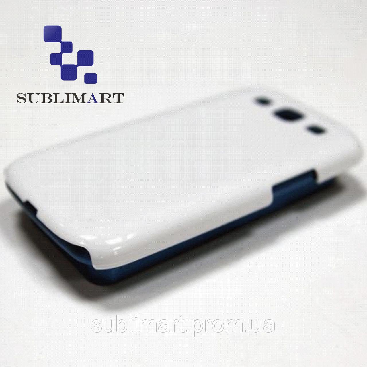 Чехол для 3D сублимации на Samsung S3 матовый
