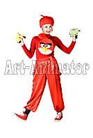 Аниматор из игры Злые птички (Angry Birds) на детский праздник! (Рэд или его сестра)