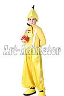 Аниматор из игры Злые птички (Angry Birds) на детский праздник! (Чак)