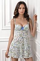 Ночная рубашка от Jasmine lingerie JESSIKA в голубом цвете