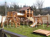 Детские площадки и качели