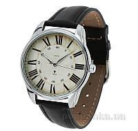 Часы ZIZ маст-хэв Лондонский вокзал 1405601 черный, серебро