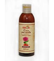 """Натуральное масло для ухода за волосами и телом """"Масло Репейное с экстрактом красного перца"""", 100 мл"""