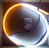 45 см. гибкие дхо Flexible DRL ходовые огни с функцией поворота. Цена за ПАРУ, фото 4