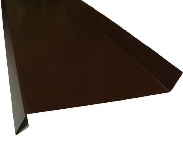 Отливы 8017(коричневые)