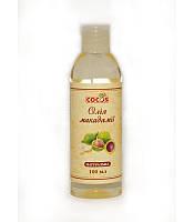"""Натуральное масло для ухода за волосами и телом """"Масло Ореха Макадамии"""", 100 мл"""