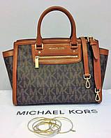 Женская сумка кроссбоди Michael Kors Selma. Оригинал