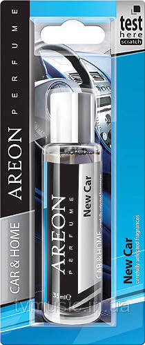 Ароматизатор Areon Perfume New Car / Новая машина 35ml