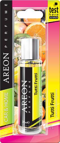 Ароматизатор Areon Perfume Tutti Frutti / Тутти Фрутти 35ml