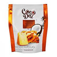 Чипсы кокосовые с сыром пармезан ТМ Coco Deli 30г