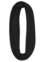 Шарф Buff Cotton Infinity solid black