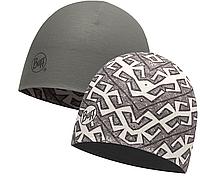 Шапка Buff Coolmax Reversible Hat zelig mineral - gargoyle