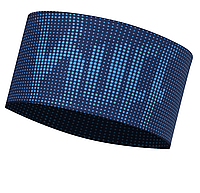 Повязка Buff UV Headband deep logo dark navy