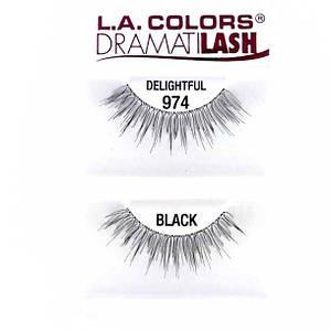 Накладные ресницы LA Colors Dramatilash Strip Eyelashes #974
