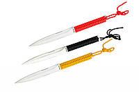 Набор из трех метательных ножей  для начинающих  190мм