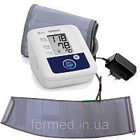 Тонометр автоматический на плечо OMRON M2 Classic с адаптером и двумя манжетами