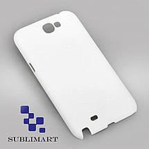 Чехол для 3D сублимационной печати на Samsung Note 2 матовый, фото 3