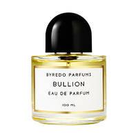 Byredo Bullion - Byredo Духи для мужчин и женщин Байредо Буллион Парфюмированная вода, Объем: 100мл