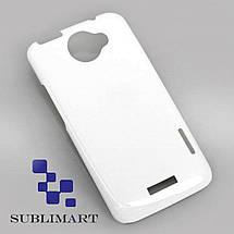 Чехол для 3D сублимации на HTC One X глянец-мат, фото 3